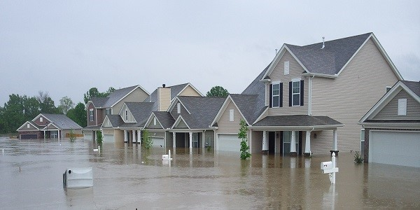 Ground Water May Not Be a Covered On Your Homeowner Insurance Policy!